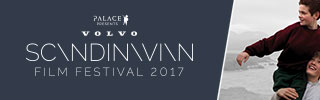 Palace presents Volvo Scandinavian Film Festival 2017